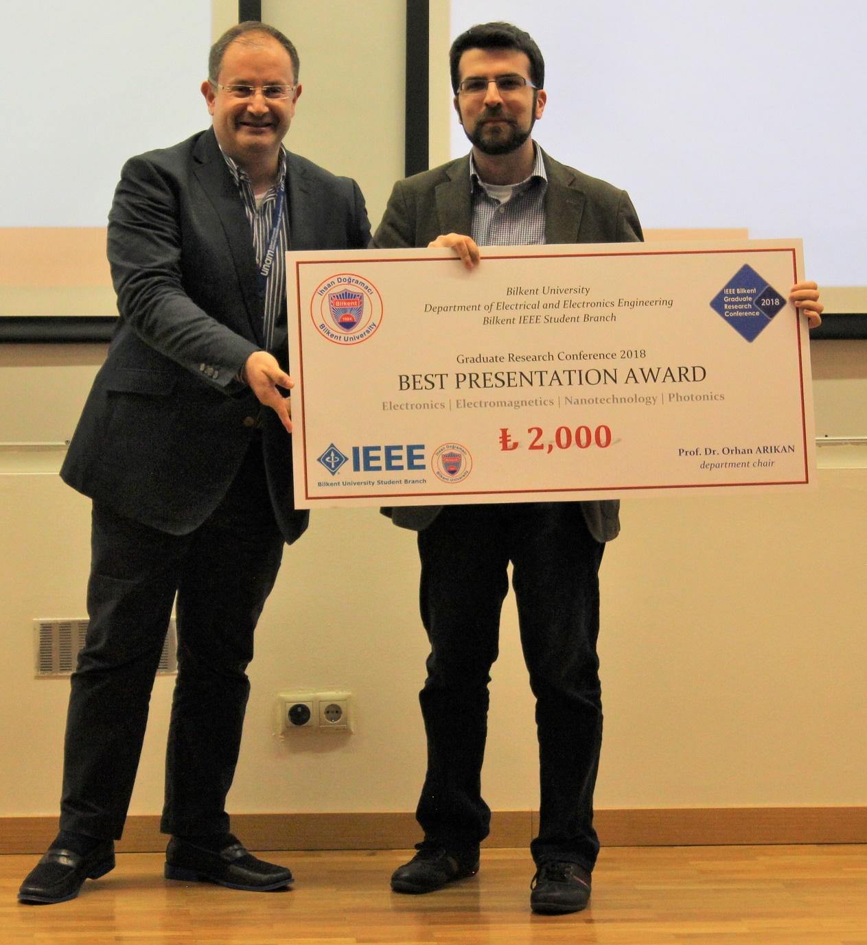 GRC 2018 Award